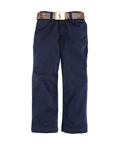 Ralph Lauren Childrenswear Suffield Pant-NAVY-2