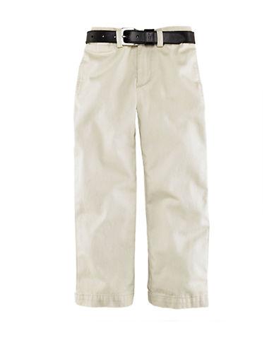 Ralph Lauren Childrenswear Suffield Pant-BROWN-20