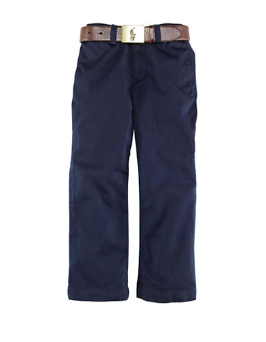 Ralph Lauren Childrenswear Suffield Pant-BLUE-16
