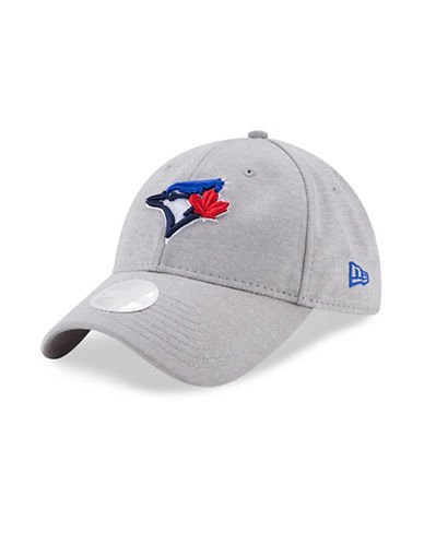 New Era 9TWENTY Toronto Blue Jays Cap-GREY-One Size