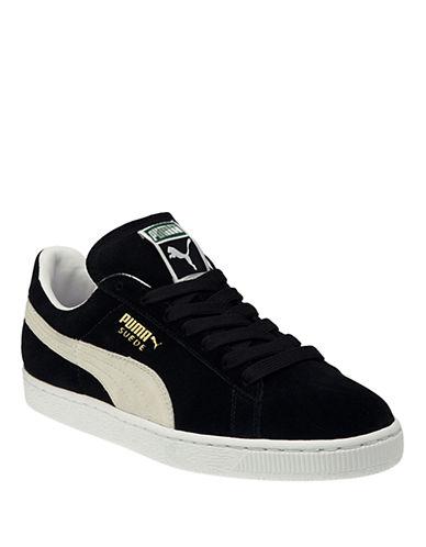 Puma Suede Classic-BLACK-10