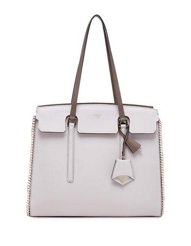 Guess Johanna Shopper Bag-NUDE-One Size 88906327_NUDE_One Size