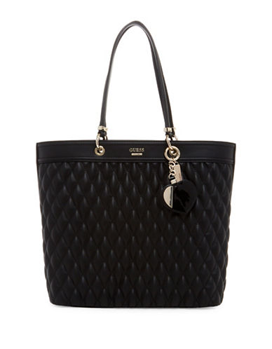 Guess Marisa Tote-BLACK-One Size 88906318_BLACK_One Size
