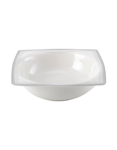 Mikasa Strada Vegetable Bowl-WHITE-One Size