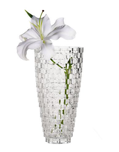 Mikasa Palazzo Crystal Vase-CRYSTAL-Large