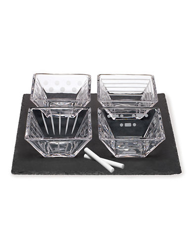 Mikasa Square Cheers Bowl-GLASS-One Size 86521280_GLASS_One Size