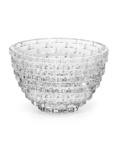 Mikasa Palazzo Crystal Bowl-NO COLOR-One Size