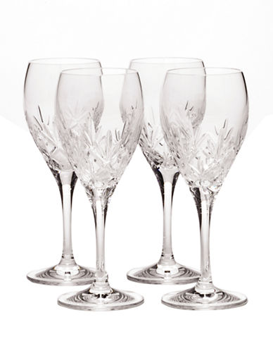 Mikasa Orion Wine  Glass  Set of 4-CLEAR-One Size