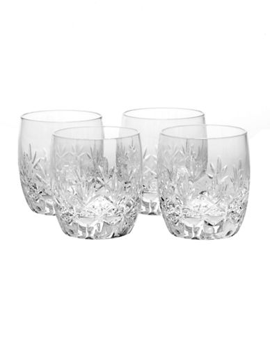 Mikasa Orion Double Old Fashioned  Glass  Set of 4-CLEAR-One Size