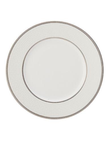 Mikasa Palazzo Salad Plate-WHITE-8.5 Inches