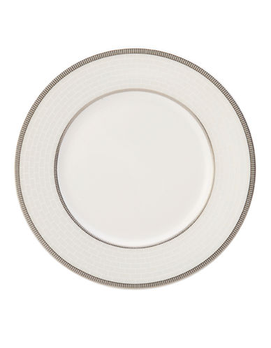 Mikasa Palazzo Bread and Butter Plate-WHITE-7 Inches