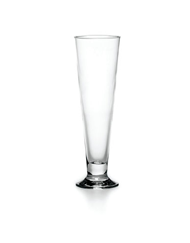 Mikasa Napoli Pilsner Set of 4-CLEAR-One Size