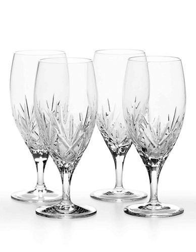 Mikasa Orion Ice Beverage Glass Set of 4-CLEAR-One Size