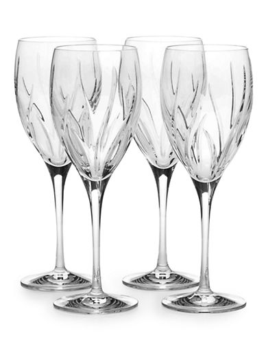 Mikasa Agena Grande Goblet Set of 4-CLEAR-One Size