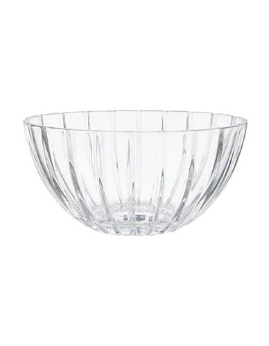 Mikasa Revel Glass Bowl-CLEAR-One Size