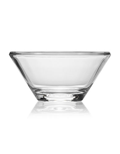 Mikasa Crystal Bowl-CLEAR-One Size