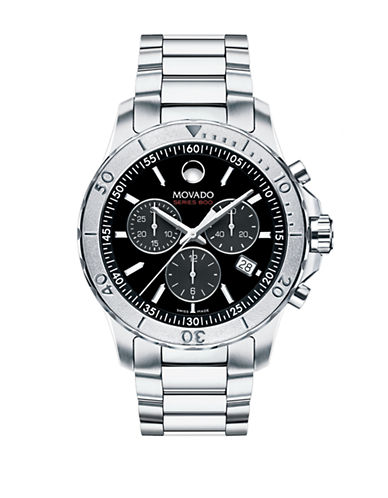 Movado Series 800-SILVER-One Size