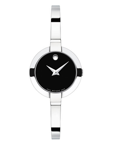 Movado Bela Watch-SILVER-One Size