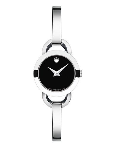 Movado Ladies Rondiro Watch-SILVER-One Size