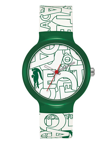 Lacoste Goa Watch-GREEN-One Size