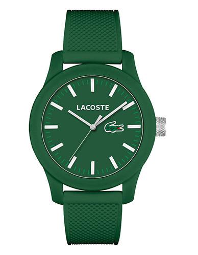 Lacoste Mens Standard 2010763 Watch-GREEN-One Size