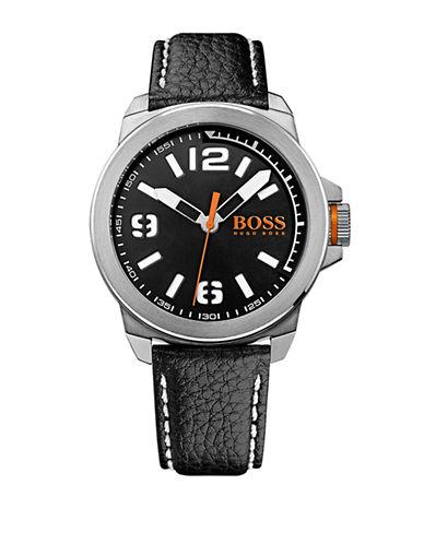 Boss Orange Mens Analog New York 1513151 Watch-BLACK-One Size
