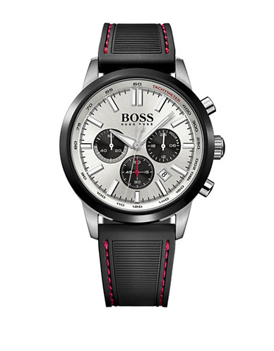 Boss Mens Chronograph Racing 1513185 Watch-BLACK-One Size