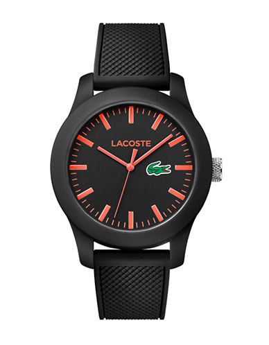 Lacoste 12.12 Analog 2010794 Watch-BLACK-One Size