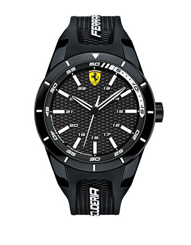 Ferrari RedRev Analog Watch 830249-BLACK-One Size