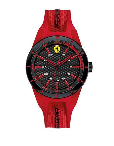 Ferrari RedRev Analog Watch 840005-RED-One Size