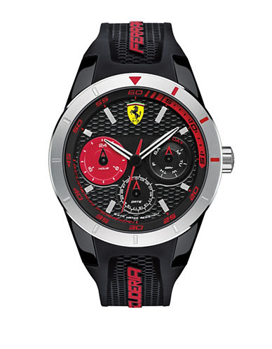 Ferrari RedRev T Chronograph Watch 830254-RED-One Size