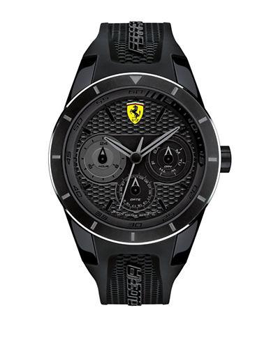 Ferrari RedRev T Chronograph Watch 830259-BLACK-One Size