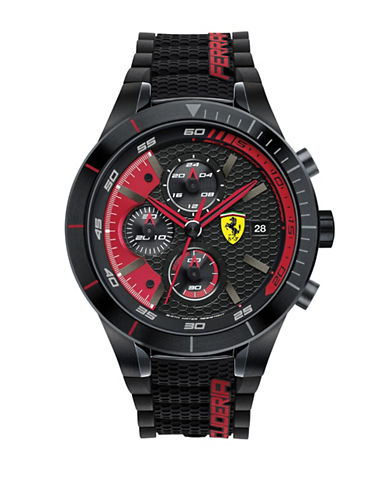 Ferrari RedRev Evo Chronograph Watch 830260-RED-One Size