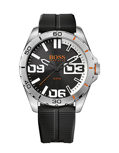 Boss Orange Analog Berlin Watch-BLACK-One Size
