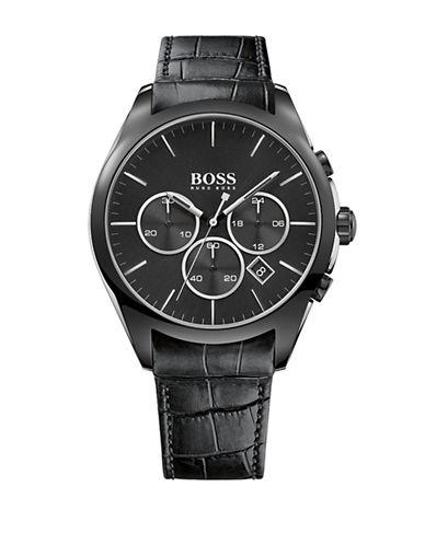 Boss Black Chronograph Onyx Watch-BLACK-One Size