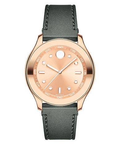 Movado Bold Bold Sport Watch-ROSE GOLD-One Size