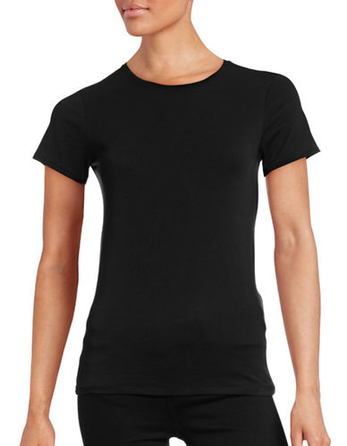 Rag & Bone Base Tee-BLACK-Medium 88640119_BLACK_Medium