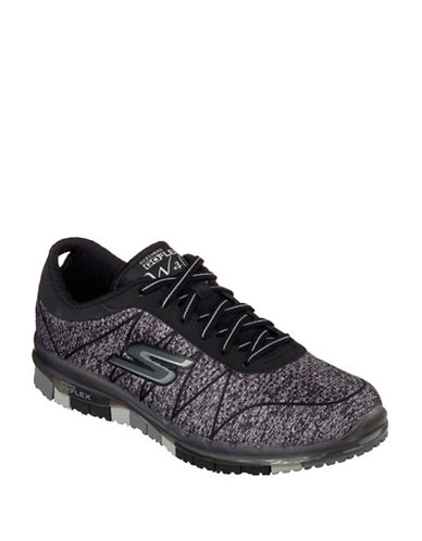 Skechers GO FLEX Walk Running Shoes-CHARCOAL-9 88490926_CHARCOAL_9