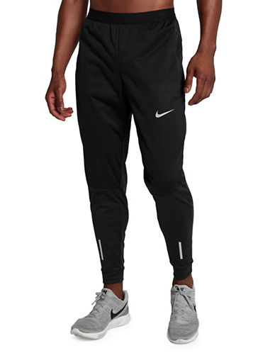 Nike Shield Phenom Running Pants-BLACK-Large 89767716_BLACK_Large