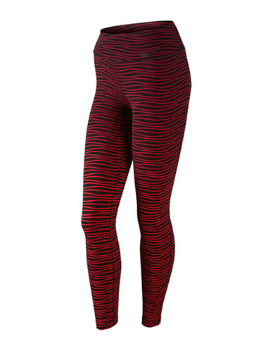 Nike Printed Legendary Tights-RED-X-Small 88338675_RED_X-Small