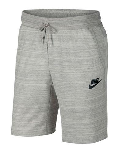 Nike Knit Advance 15 Shorts-WHITE-Small