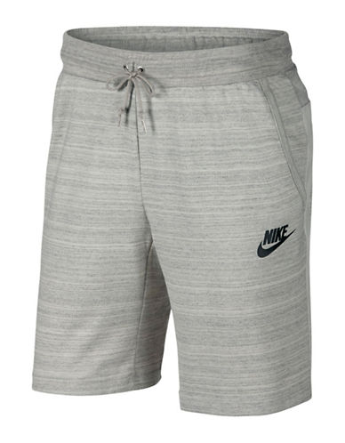 Nike Knit Advance 15 Shorts-WHITE-Medium