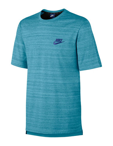 Nike Advance 15 T-Shirt-BLUE-Large 89017794_BLUE_Large
