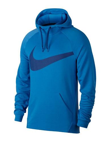 Nike Dry Hybrid Hoodie-BLUE-Small 89690946_BLUE_Small