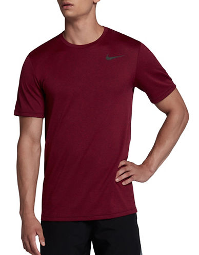 Nike Breathe Training Top-RED-Large 89692754_RED_Large