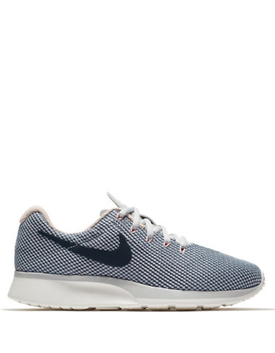 Nike Womens Tanjun Racer Sneakers-GREY-6.5