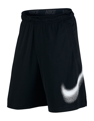 Nike Dry Training Shorts-BLACK-Large 88772283_BLACK_Large