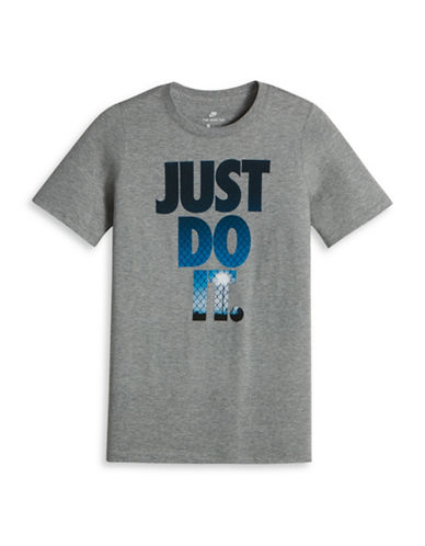 Nike Just Do It Tee-GREY-Medium 89085007_GREY_Medium