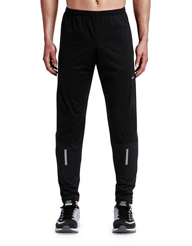 Nike Dri-FIT Shield Running Pants-BLACK-X-Large 89087379_BLACK_X-Large