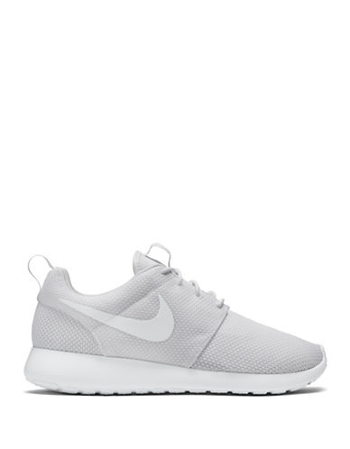 Nike Roshe One Running Shoes-WHITE-8